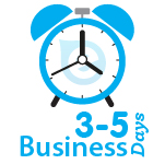 Within 3-5 Business Days