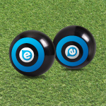 Lawn Bowls Stickers
