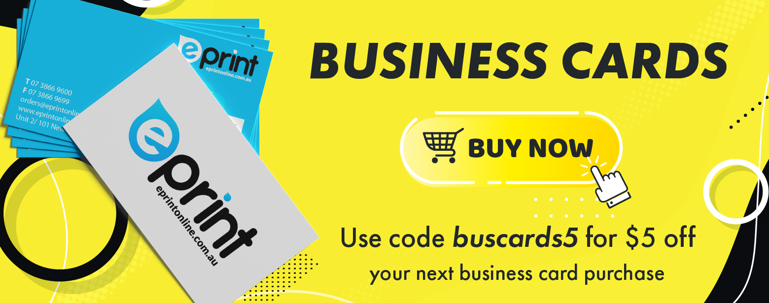 Business Cards Discount