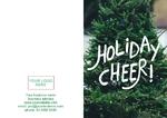 Christmas Card - Tree