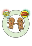 Christmas : Gingerbread Men