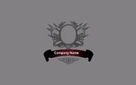 Emblem, Retro Business