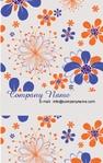 Interior Design, Retro Pattern Floral