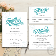 Invitations Printed [SAMPLE]
