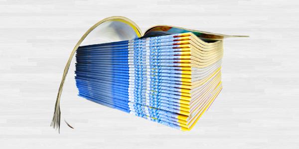 Booklets Saddle Stitched
