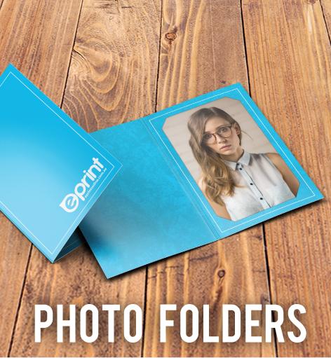 Photo Folders (Die Cutting Printing)