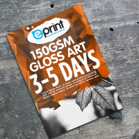 150gsm Gloss Art   (3-5 Days)