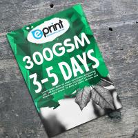 300gsm ArtBoard (3-5 Days)