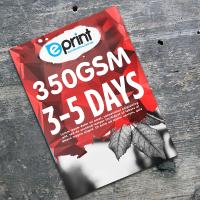 350gsm ArtBoard (3-5 Days)