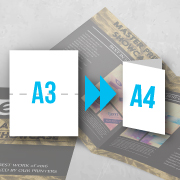 Brochures A3>A4 (4 page)