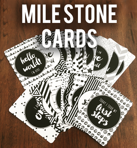 Milestone & Affirmation Cards