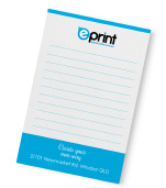 Notepads (Offset Printed) 3-5 Days