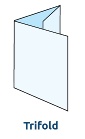 TriFold - 3 Panel