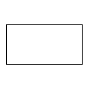 Rectangle (Straight Corenr)