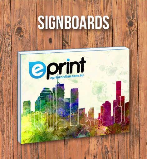 Signboards- Display