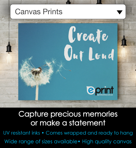 CANVAS PRINT - Description