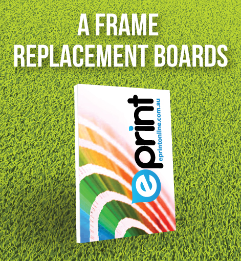 A Frame Replacement Boards