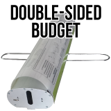 Double Budget Silver