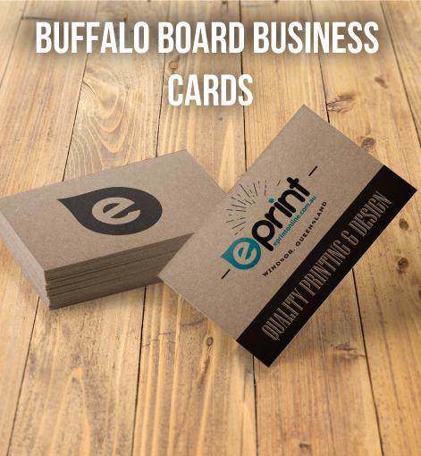 Business Cards Buffalo Board