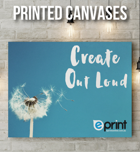 Canvas Printing - Cover