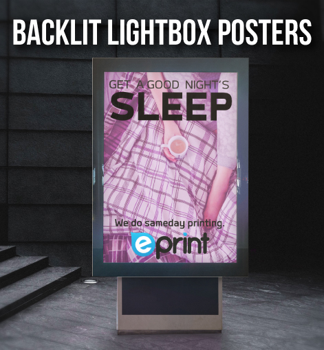 Posters: Light Box (BackLit) (Posters Large Format)