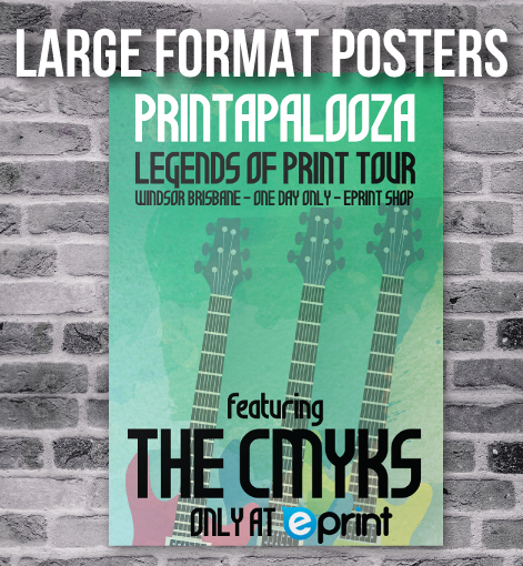 Posters large sizes