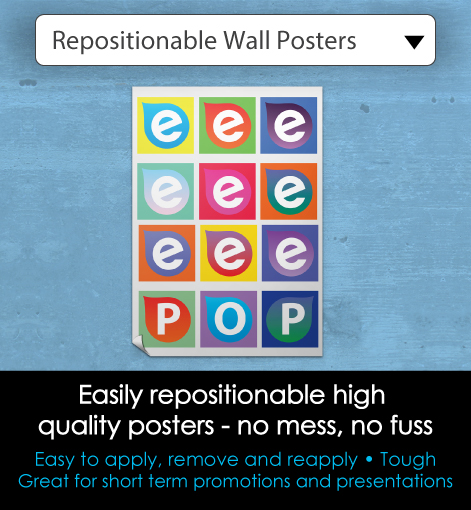 re positional posters