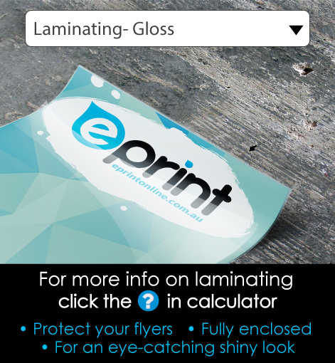 Laminating Gloss