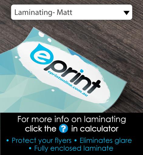 Laminating Matt