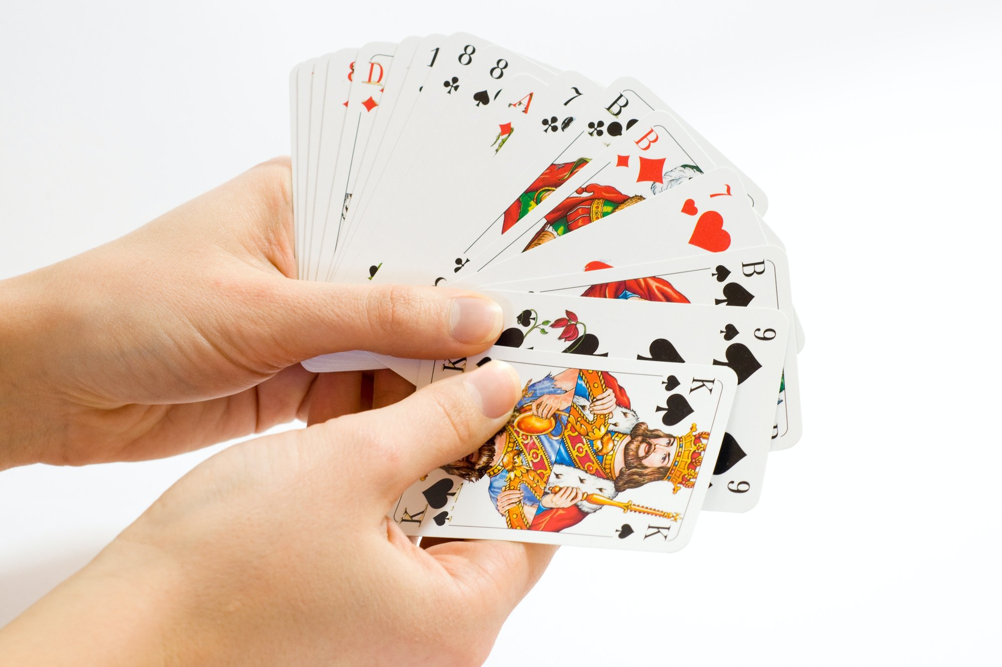 playing cards eprint